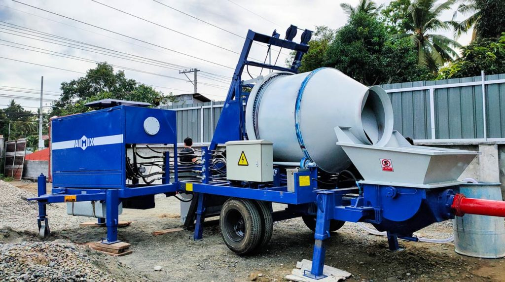 Why Concrete Pump Pricing Is Lower Inside The Philippines