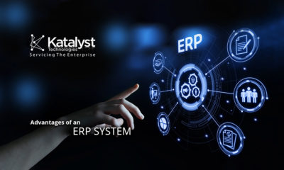Advantages of ERP System