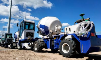 Significant Things You Should Know About Aimix Self Loading Concrete Mixers