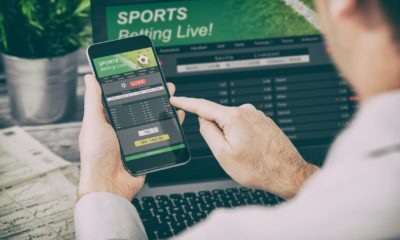 US Legal Sports Betting Business