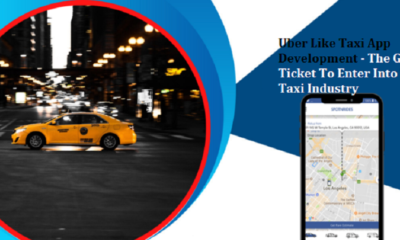Uber Like Taxi App Development To Enter Into The Taxi Industry