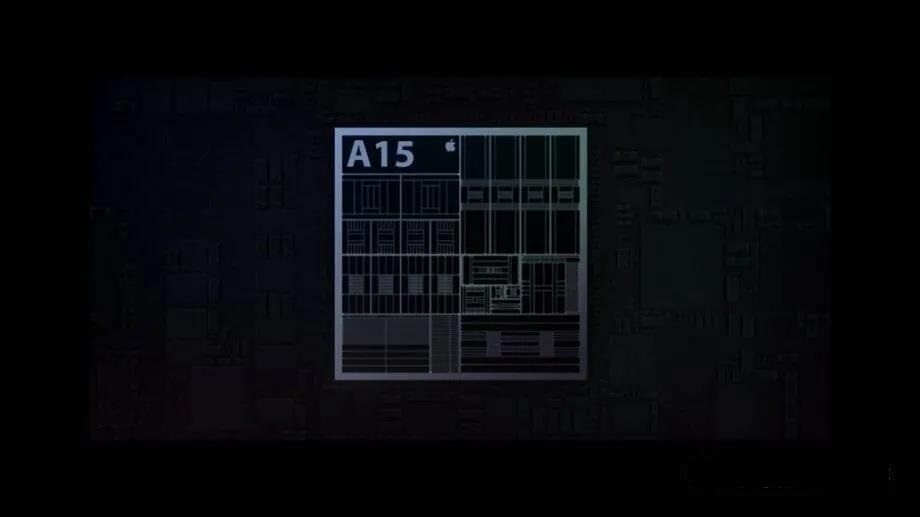 The Apple A15 with 15 Billion Transistors