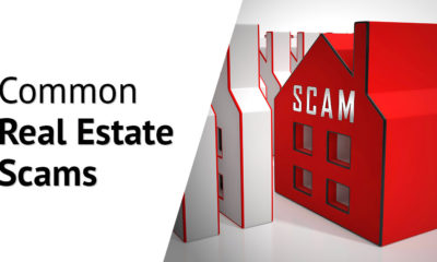 Five Common Real Estate Scams
