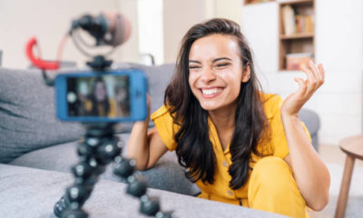4 Tips For Launching Your Career As An Influencer