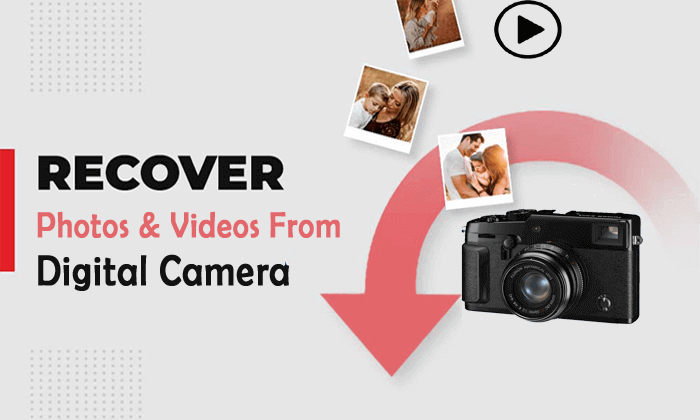 How To Recover Data From Digital Camera?